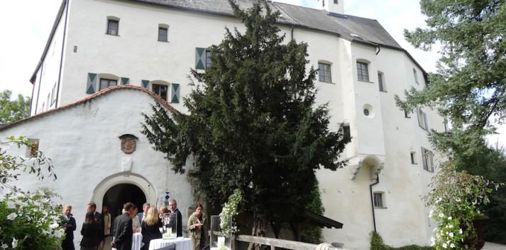 Anita Schröder Weddings - Schlosshochzeit