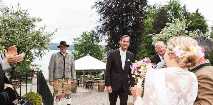Anita Schröder Weddings - Ein Tag am See – Seehochzeit